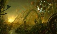 Night on an Alien World