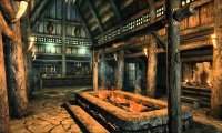 An Inn in the Realm of Skyrim