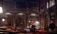 Hogwarts Library 2