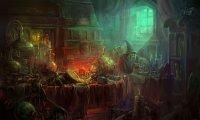 Magical Potion shop D&D