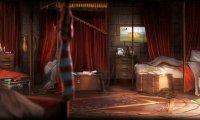 Gryffindor Dormitory Rainy