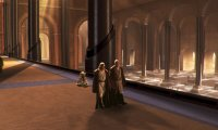 The Great Hall of the Jedi Temple on Coruscant