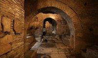 In the Mithraeum