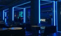 Space game cafe