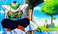 Meditation with Piccolo-San