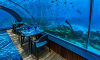 The Underwater Restaurant, Mermaids' Lagoon, Peter Pan's Neverland theme park