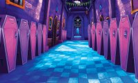 Walking the Halls of Monster High