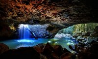 Sounds from underground gardens