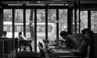 A Nice Café to Study or Write At