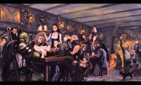 Pleasant tavern