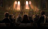 Hogwarts Classroom - Sunny Day