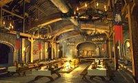 A Fantasy Manor in a City