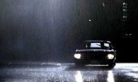 Rainy Drive in the Impala