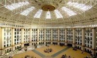 Grand Atrium of the old Hotel
