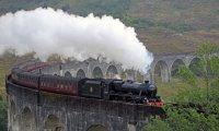 On the Hogwarts Express