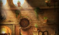 Hufflepuff Common Room By Felix Scamander