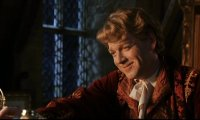 A cosy evening with Professor Gilderoy Lockhart