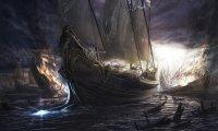 D&D Fantasy Maritime Theme