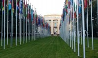 Sounds you might hear working at the United Nations office.