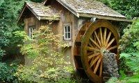 Waterwheel Cabin