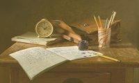 quiet study environment.