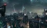 Just an Average Night in Gotham City