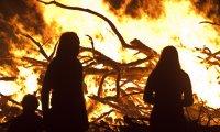 Zombie Bonfire
