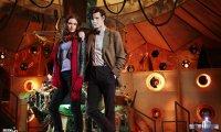 TARDIS ambiance