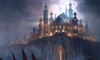 The High Elf City of Afadel