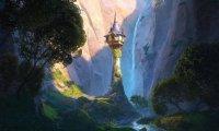 Rapunzel's meadow