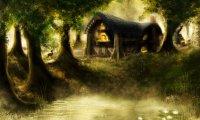 Quiet Inn Ambiance
