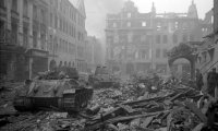 A distant battle during World War 2