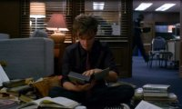 You're with Spencer Researching & Drinking Tea & Coffee in the Bullpen