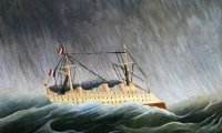 Ultima Boat Storm