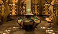 Nighttime in the TARDIS