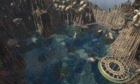 Myst Riven Jungle Island lake