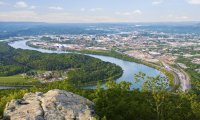 The Soundscape of Lookout Mtn., Chattanooga, TN