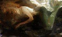 Mermaids in the sea