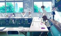 Anime Classroom