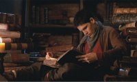 Reading with Merlin