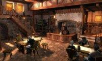 Tavern at night