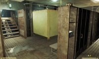 Fo4- Prydwen Locker-rooms