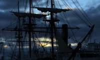 A night on the HMS Surprise