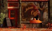Café in The Morning