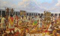 Tenochtitlan Market