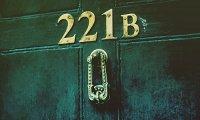 Rainy day - 221b Baker Street