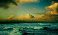 Une mer un peu trop calme...
