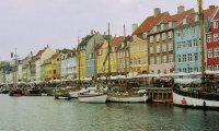 A walk in Copenhagen
