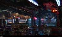 Cyberpunk City Alive