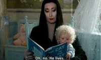 Just another day for the Addams